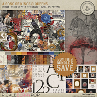 A Song Of Kings And Queens Bundle