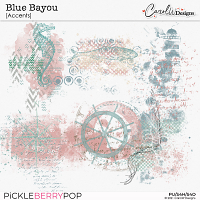 Blue Bayou-Accents