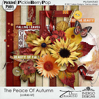 The Peace of Autumn, a Pickled Pairs Collab Kit