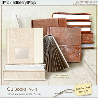 CU Books Vol.3 (Jasmin-Olya Designs)