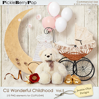 CU Wonderful childhood Vol.5 (Jasmin-Olya Designs)