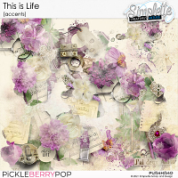 This is Life (accents) by Simplette