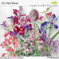CU 962 FLORAL