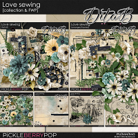 Love sewing - collection & FWP