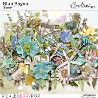 Blue Bayou-Element