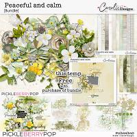 Peaceful and calm-Bundle