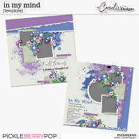 in my mind-Templates