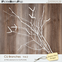 CU Branches Vol.2 (Jasmin-Olya Designs)