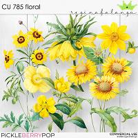 CU 785 FLORAL