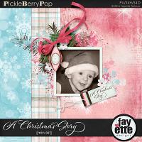 A Christmas Story Mini Kit