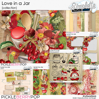 Love in a Jar (collection) by Simplette
