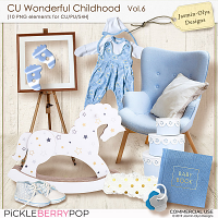 CU Wonderful childhood Vol.6 (Jasmin-Olya Designs)