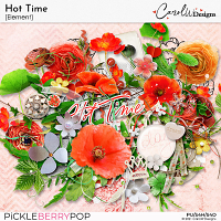 Hot Time-Elements