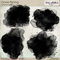 Gone Fishing Photomasks