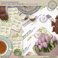 Easter Morning Gift Tags