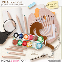 CU School Vol.5 (Jasmin-Olya Designs)