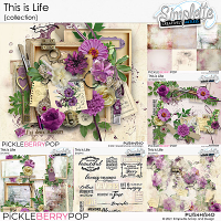 This is Life (collection) by Simplette