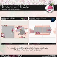 Wildflower Wishes: Templates