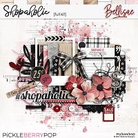 SHOPAHOLIC   full kit by Bellisae