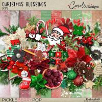 Christmas Blessings Kit