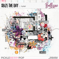 SEIZE THE DAY   full kit by Bellisae