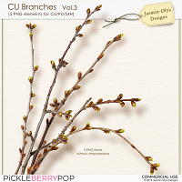 CU Branches Vol.3 (Jasmin-Olya Designs)