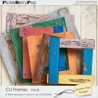 CU Frames Vol.8 (Jasmin-Olya Designs)