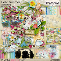 Hello Summer Collection