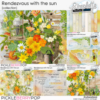 Rendezvous with the sun (collection) by Simplette