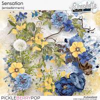 Sensation (embellishments) by Simplette